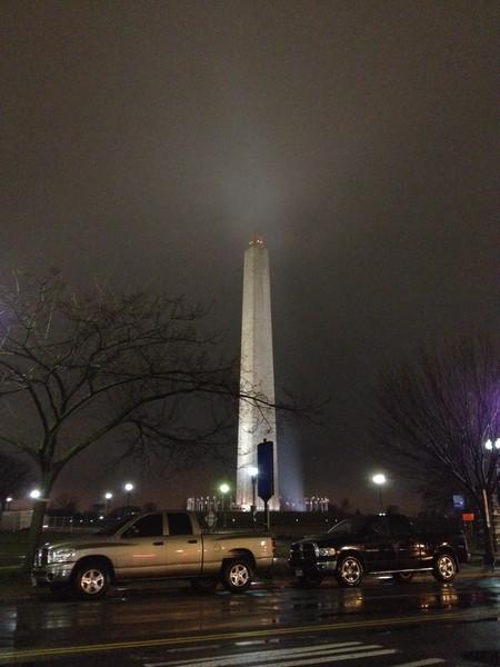 January 11, 2012 - Washington Monument