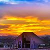 21 Illustrative, Sunset Barn Burner,