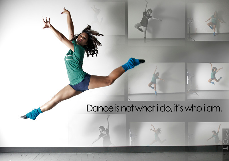 We Must Dance Advertisement