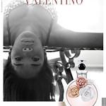 Valentino's Valentina Perfume Advertisement (mockup)