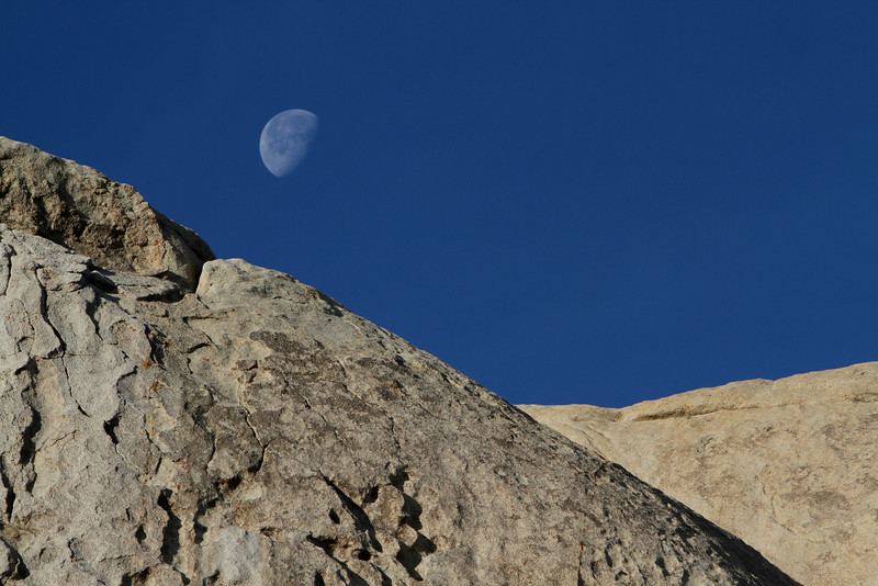 Rocks that are spaced worlds apart.
