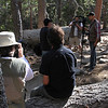 Second trip to the top of Mount San Jacinto State Park - this time accompanied by a team of photojournalist for Sony.