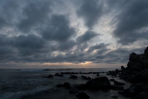 PV Sunset - Long Exposures