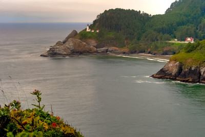 Heceta Head Panorama