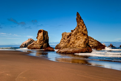 BANDON BEACH ROCKS 4