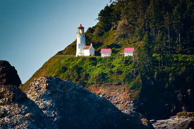 Heceta Head Lighthouse 1