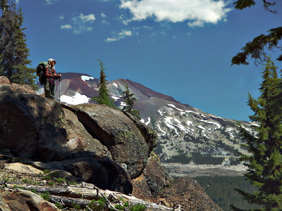 Pacific Crest Trail, Oregon, Photos.