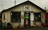Ye Olde Bait Shop in Reedsport Oregon.<br /> Photo © Cindy Clark