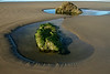 Tide pool sculptures at Ona Beach, near Newport, Oregon.<br /> Photo © Cindy Clark
