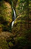 This is Hole in the Wall falls in the Columbia Gorge.<br /> Photo © Cindy Clark