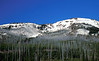 Timberline in the Wallowa Mountains, eastern Oregon.<br /> Photo © Cindy Clark