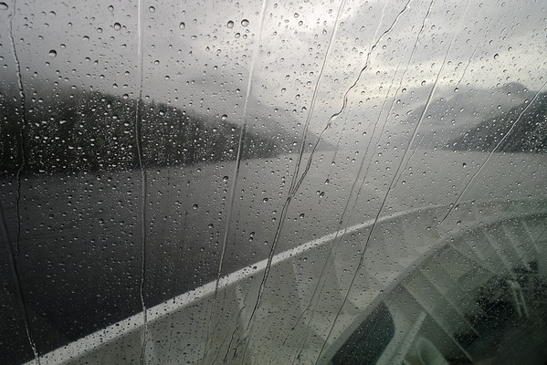 Inside Passage from BC Ferries' Northern Expedition, British Columbia