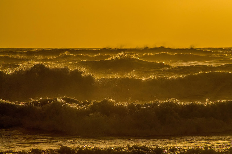 Busy Waves