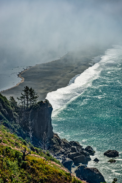 Mouth of Klamath River