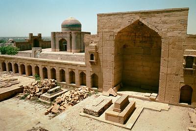 The Tomb of Mirza Isa Khan Turkhan,  Makli Hill