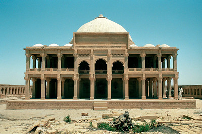 The Tomb of Mirza Isa Khan Turkhan,  Makli Hill