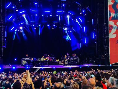 Concert d'Elton John à Paléo, jeudi 24 juillet 2014, Grande Scène