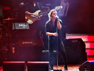 Concert de Julien Doré à Paléo, samedi 26 juillet 2014, Grande Scène