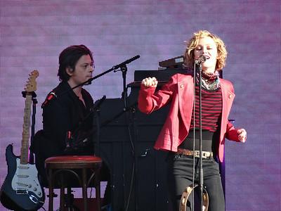 Concert de Vanessa Paradis à Paléo, samedi 26 juillet 2014, Grande Scène
