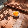 Tangerines at the Korakia Inn in Palm Springs California
