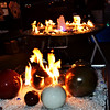 Fire pits in Palm Springs