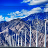 windmills Near Palm Springs California 2