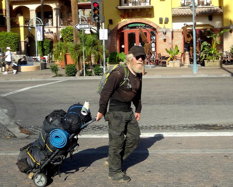 Homeless in Palm Springs California