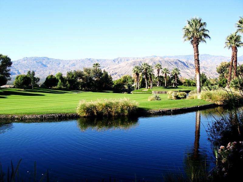 Desert Springs Golf Course Palm Springs CA