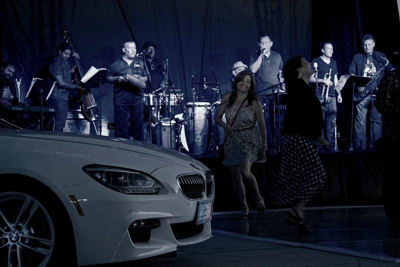 BMW Dancing with Pancho Sanchez