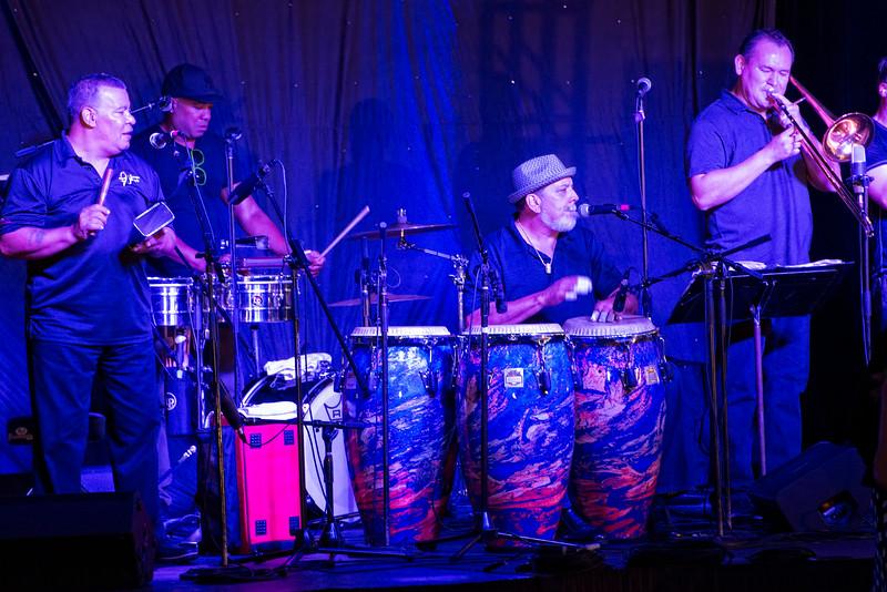 Pancho Sanchez Band