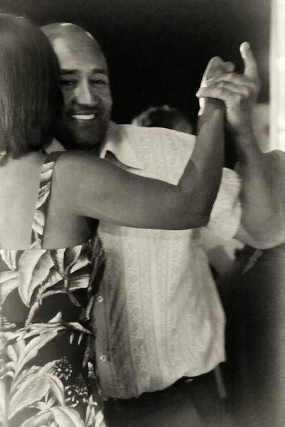 Dancing to Pancho Sanchez 3