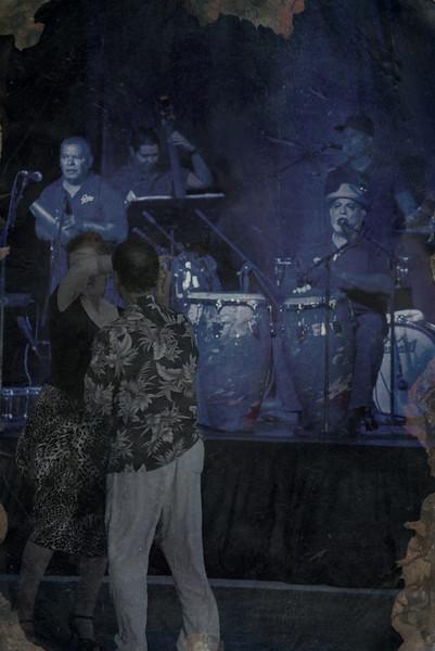 Dancing to Pancho Sanchez