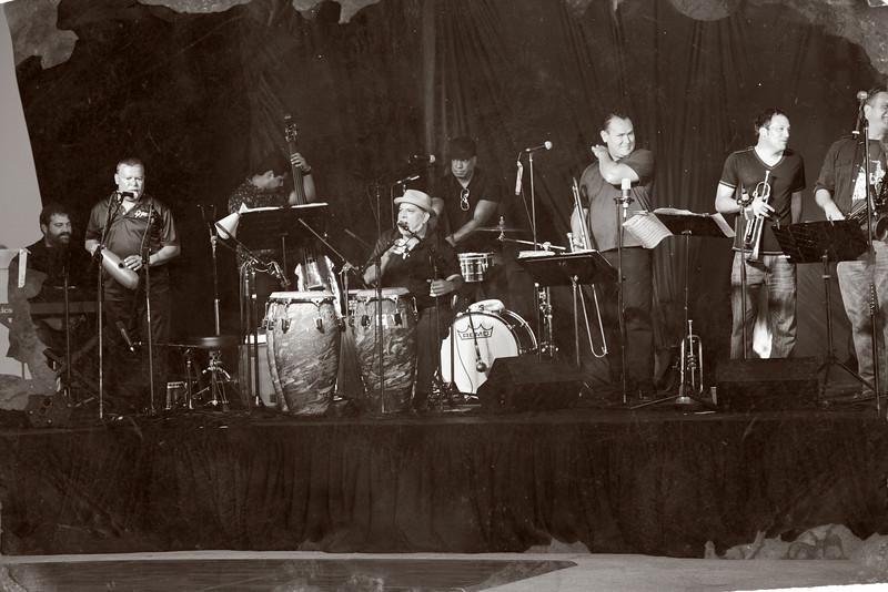 Pancho Sanchez Band Tin Light