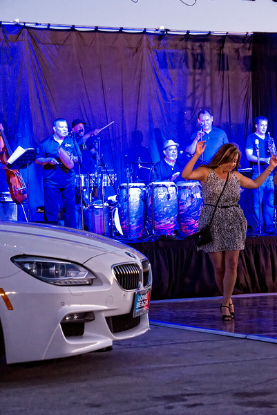 Dancing with BMW