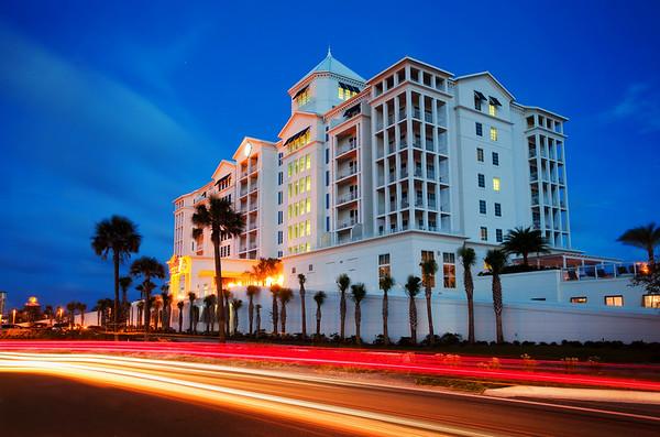 The Margariteville Beach Hotel on Pensacola Beach