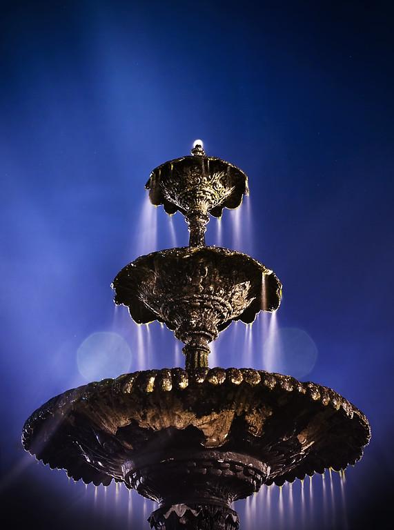 Seville Fountain