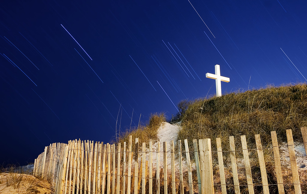 Orion at the Cross