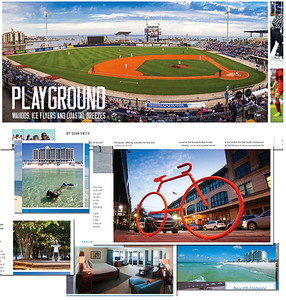 Pensacola Visitor's Guide 2016 Photos