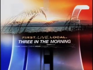 Video versions of the Channel 3 News Opens.