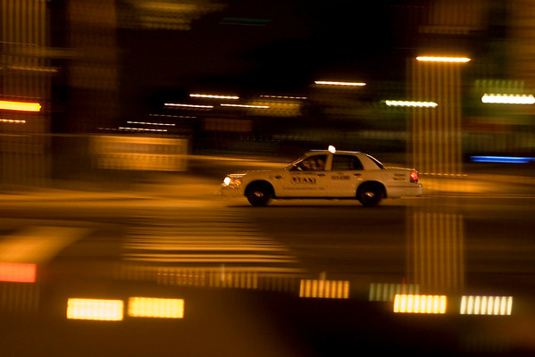Taxi in Long Island
