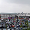 The Arc shopping centre and Cattle Market car park - Bury St Edmunds