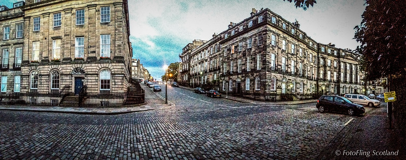 Moray Place & Forres Street, Edinburgh