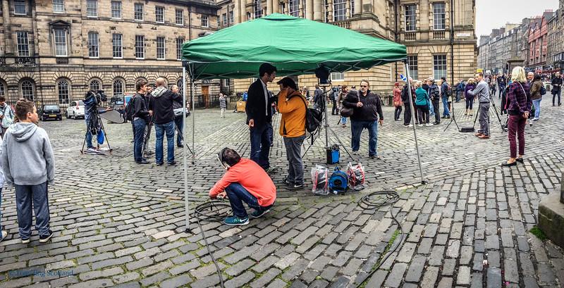 News from Edinburgh