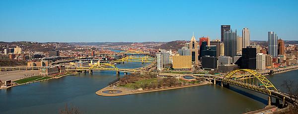 IMG#752123 Pittsburg downtown