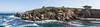 Granite Point - Point Lobos #9401-Pano