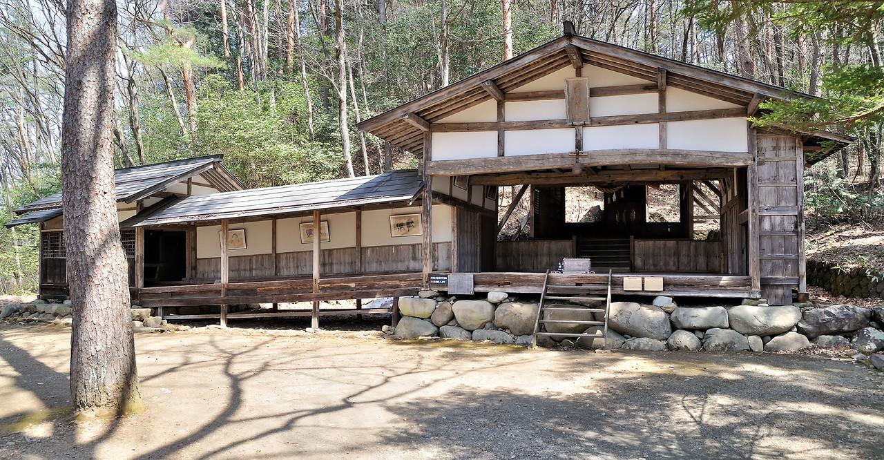 Hida Village (飛騨の里) Shrine