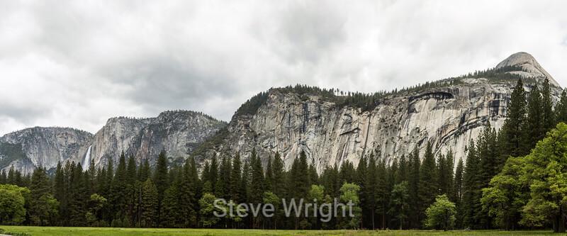 Yosemite Pano 1 - Yosemite #8963_stitch 2