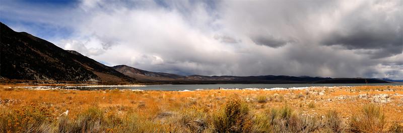 Mono Lake From Shore 2007