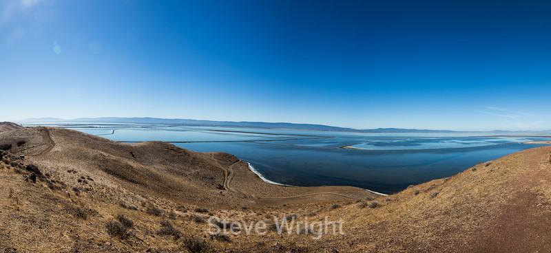 View from Coyote Point #4748-Pano