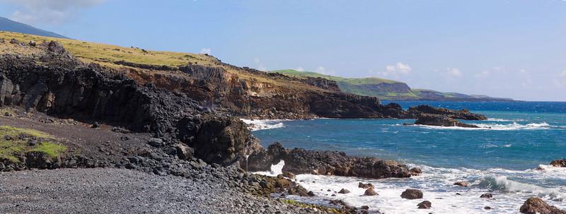Back Side of Maui